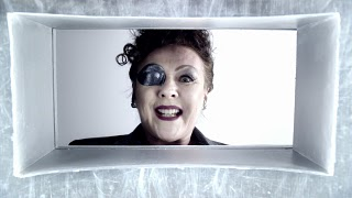 Just Doctor Who Is Eye Patch Lady? - Combom