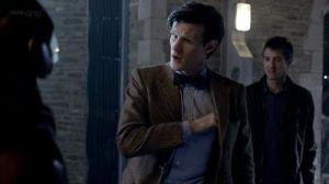 The Rebel Flesh, Doctor Who Matt Smith The Doctor