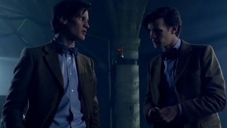 Almost People Doctor Doctor Who Matt Smith