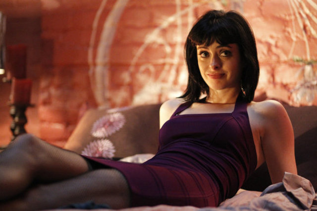 Krysten Ritter on Love Bites