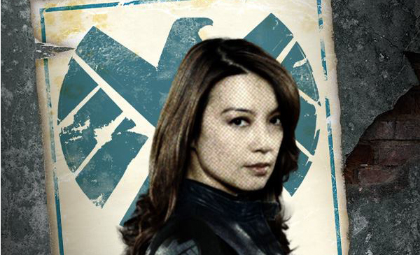 Agent Melinda May Ming Na-Wen Agents of SHIELD