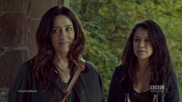 Orphan Black Sarah Manning and Mrs S Tatiana Maslany Governed by Sound Reason and True Religion