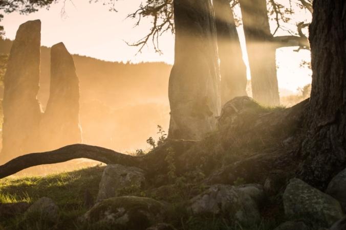 Outlander Scotland landscape