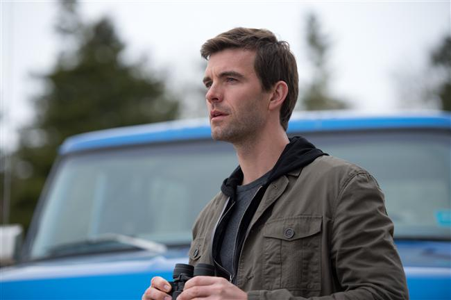 Lucas Bryant as Nathan Wuornos in Haven Season 5 Premiere See No Evil