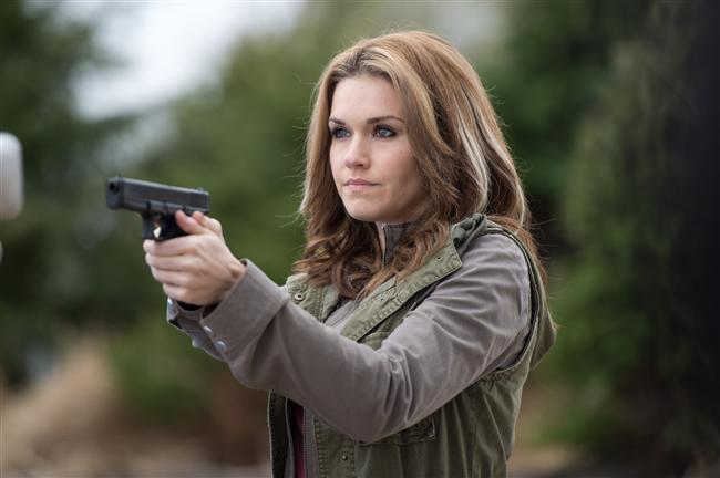 Emily Rose as Mara in Haven Season 5 Premiere See No Evil