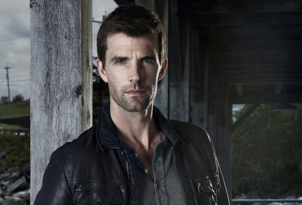 HAVEN -- Season:5 -- Pictured: Lucas Bryant as Nathan Wuornos -- (Photo by: Steven Wilkie/Syfy)