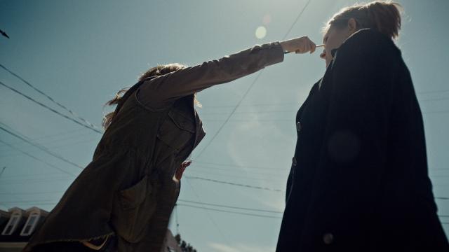 "Emily Rose as Mara in Haven ""Speak No Evil"""