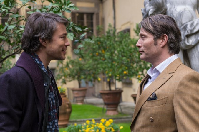 "Hannibal Photo from the episode ""Antipasto"""
