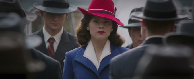 Agent Carter Season One Hayley Atwell ABC/CTV